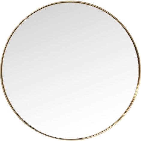 Curve Round Brass
