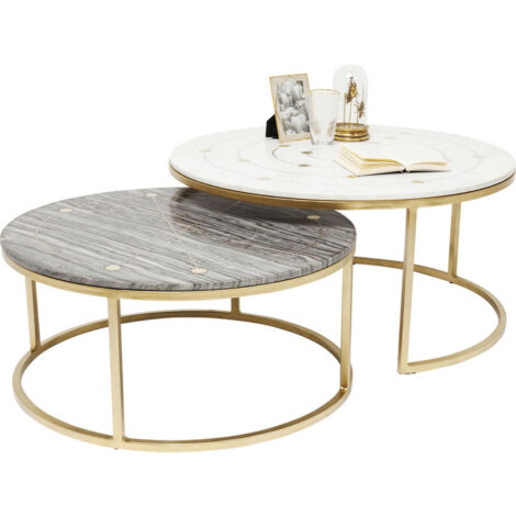 Side Table Mystic Round