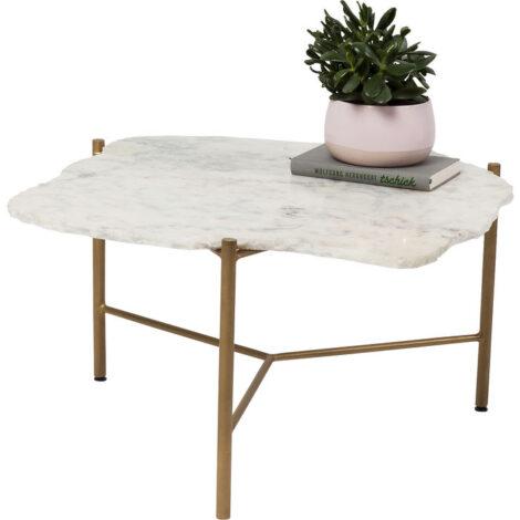 Coffee Table Piedra White