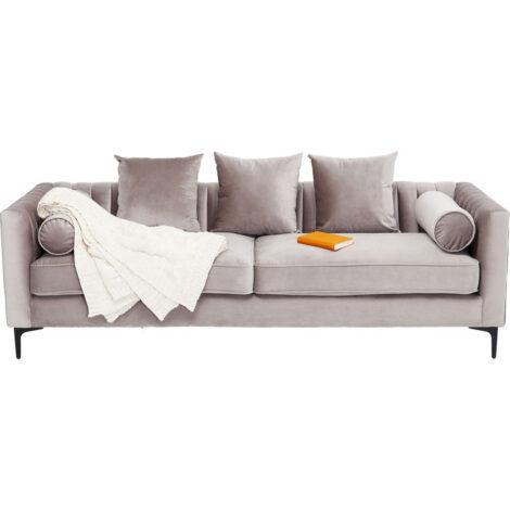 Sofa 3-Seater Variete Grey