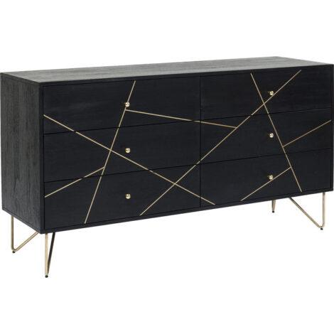 Sideboard Gold Vein
