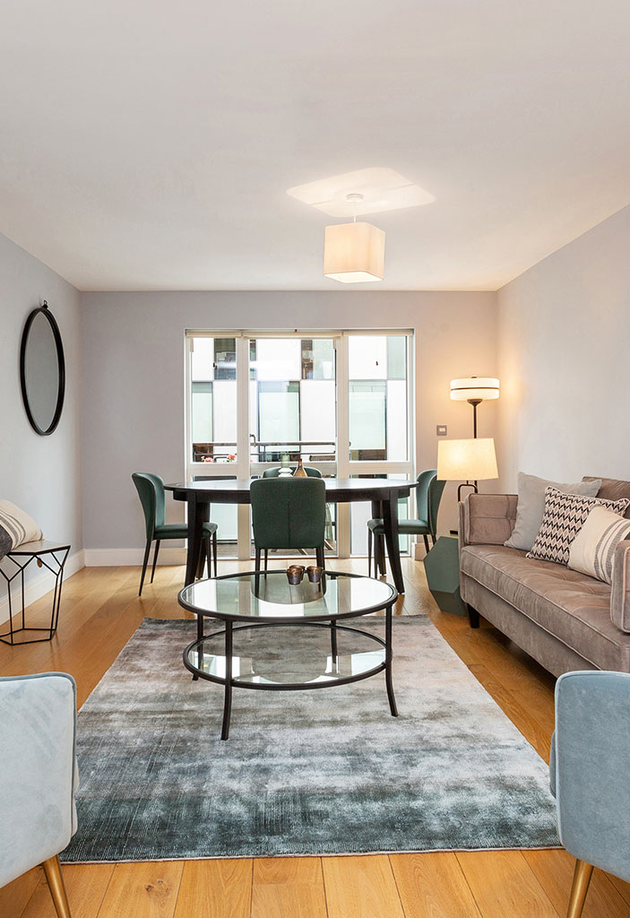 Dublin City Two Bedroom Apartment