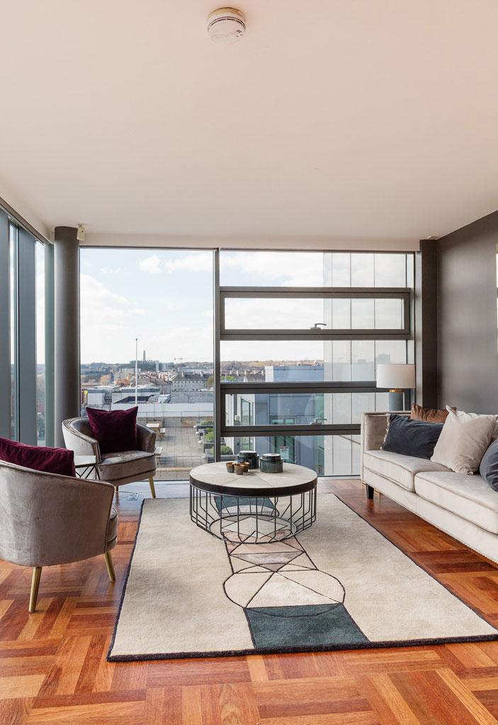 Dublin City Three Storey Penthouse
